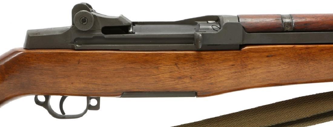 SPRINGFIELD M1 GARAND .30 CAL RIFLE - 3