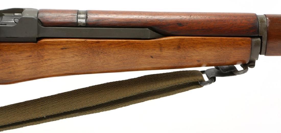 SPRINGFIELD M1 GARAND .30 CAL RIFLE - 4