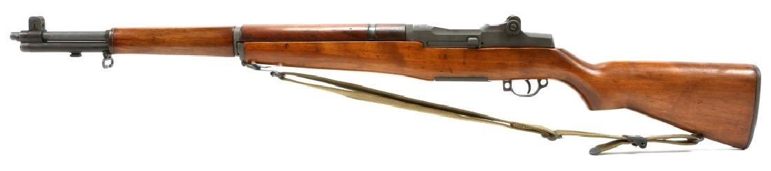 SPRINGFIELD M1 GARAND .30 CAL RIFLE - 6