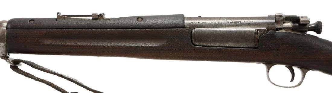US SPRINGFIELD MODEL 1898 .30-40 KRAG RIFLE - 8