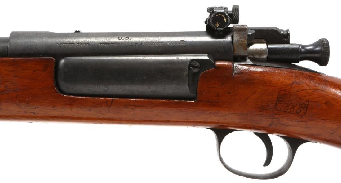 US SPRINGFIELD MODEL 1899 .30-40 KRAG RIFLE - 10
