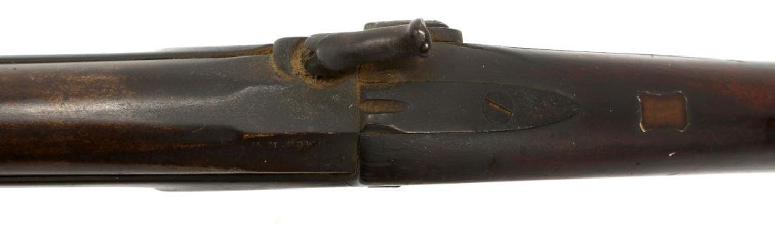 H. M. ROWE PERCUSSION FOWLING RIFLE - 9
