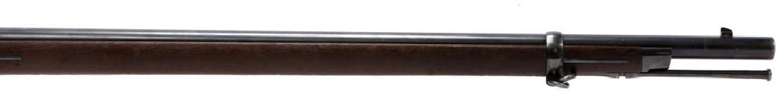 US SPRINGFIELD MODEL 1884 .45 CAL TRAPDOOR RIFLE - 3