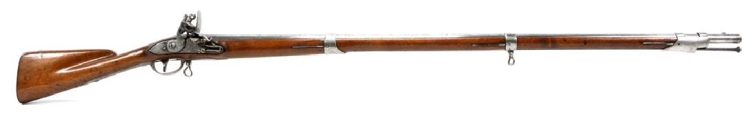 FRENCH CHARLEVILLE MODEL 1766 FLINTLOCK MUSKET