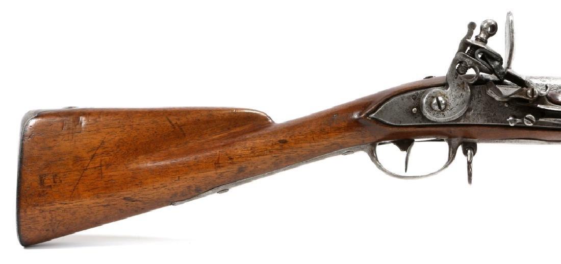 FRENCH CHARLEVILLE MODEL 1766 FLINTLOCK MUSKET - 2