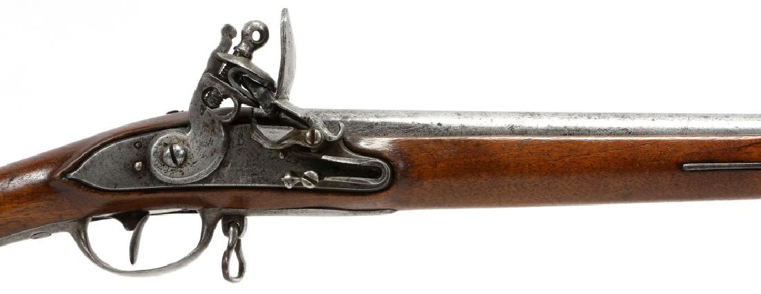 FRENCH CHARLEVILLE MODEL 1766 FLINTLOCK MUSKET - 3