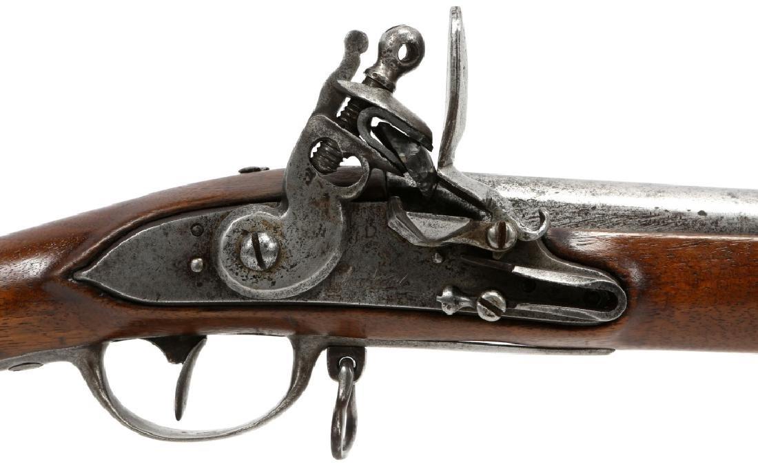 FRENCH CHARLEVILLE MODEL 1766 FLINTLOCK MUSKET - 6