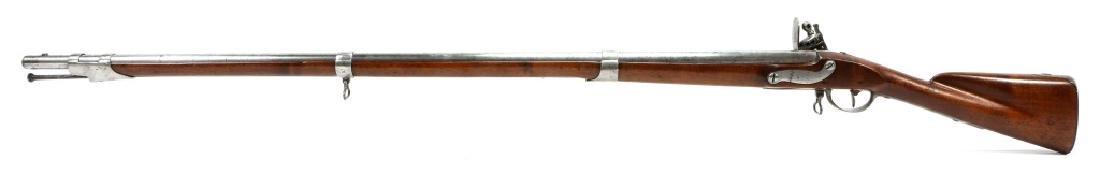 FRENCH CHARLEVILLE MODEL 1766 FLINTLOCK MUSKET - 7