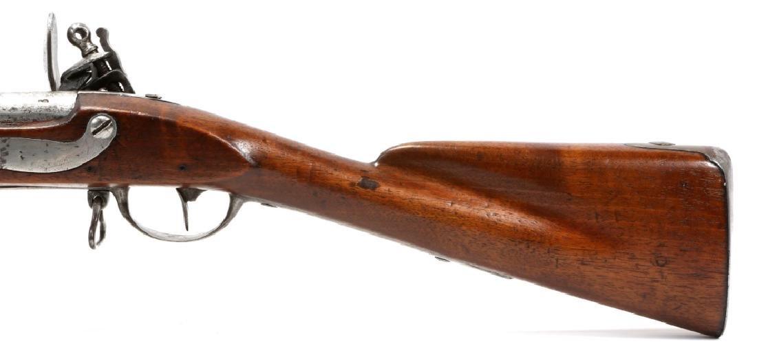 FRENCH CHARLEVILLE MODEL 1766 FLINTLOCK MUSKET - 8