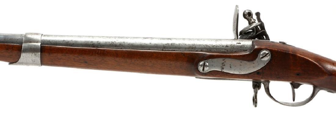 FRENCH CHARLEVILLE MODEL 1766 FLINTLOCK MUSKET - 9