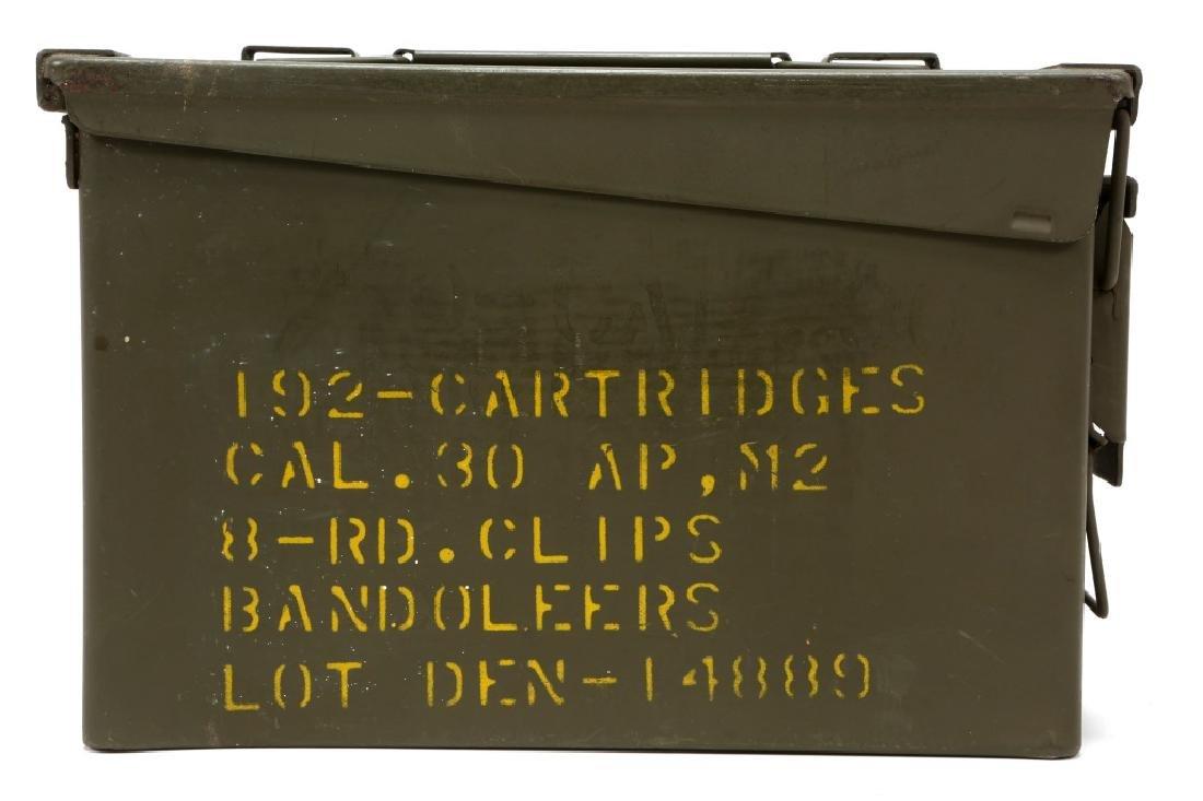 US VIETNAM ERA 5.56x45mm BALL M193 FMJ 316 ROUNDS - 5