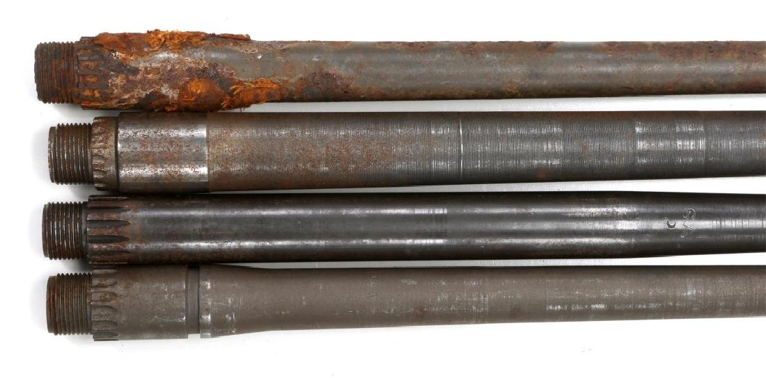 WWII US BROWNING M1919 BARREL LOT OF 4 - 3
