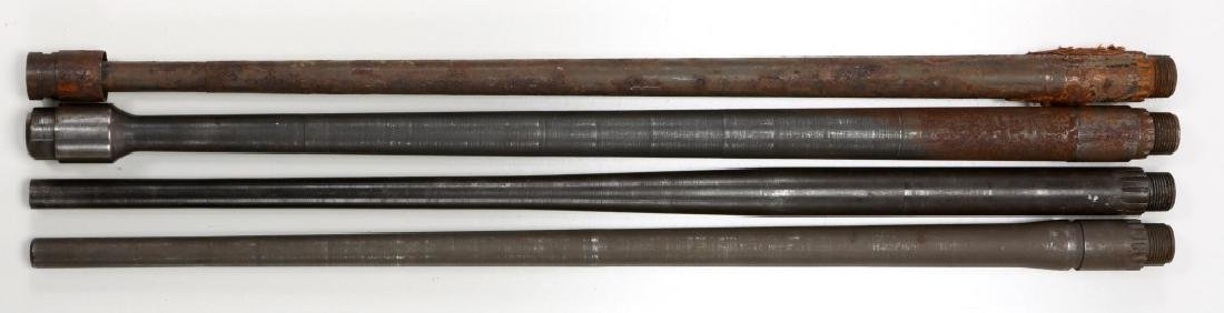 WWII US BROWNING M1919 BARREL LOT OF 4 - 4