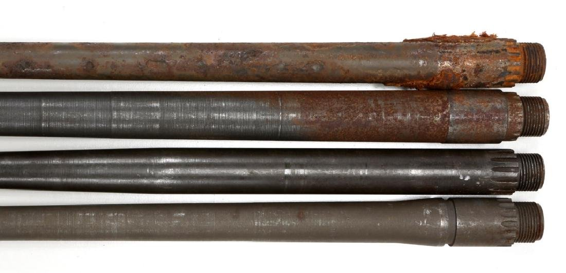 WWII US BROWNING M1919 BARREL LOT OF 4 - 5