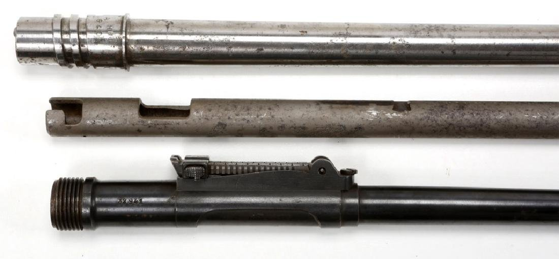 WWI LEWIS GUN AND OTHER PARTS - 3