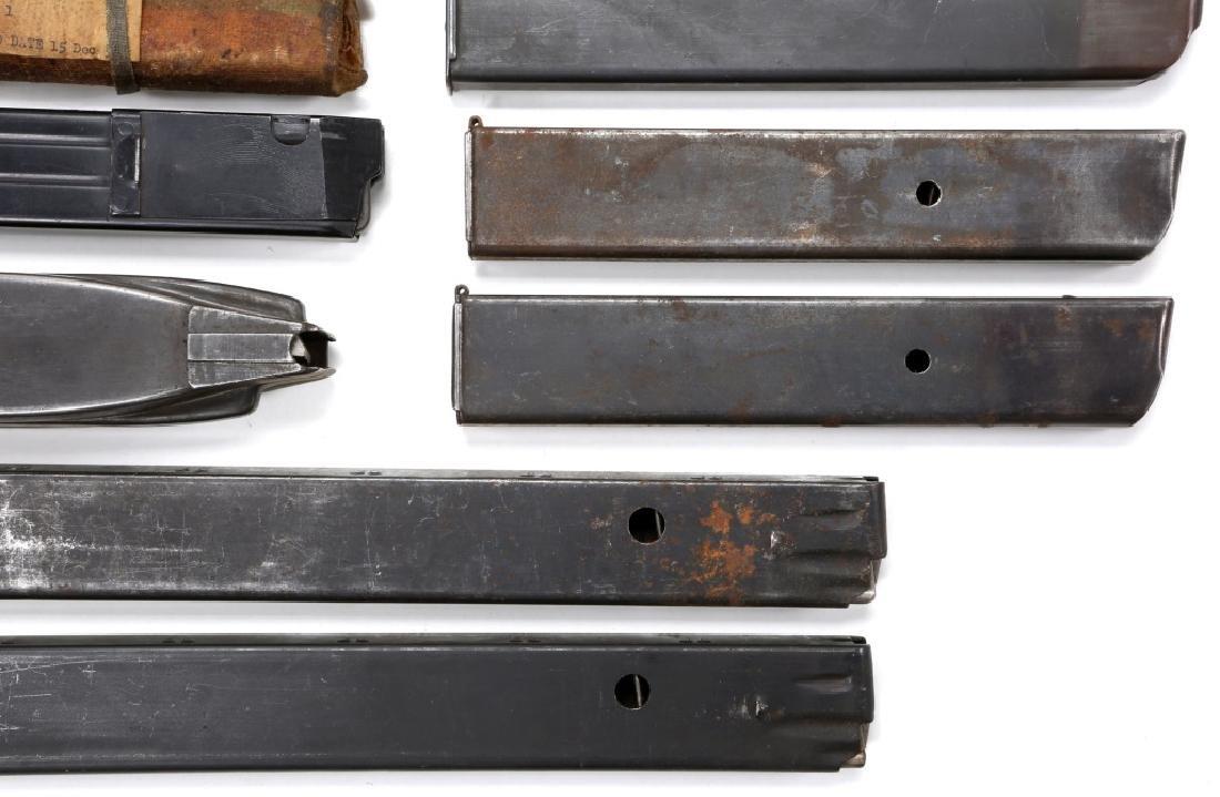 WWII MACHINE GUN STICK MAGAZINE LOT OF 12 - 5