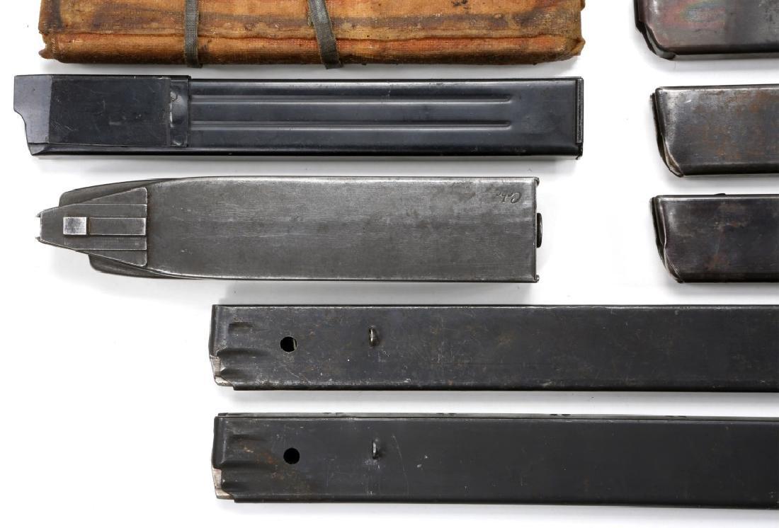 WWII MACHINE GUN STICK MAGAZINE LOT OF 12 - 9