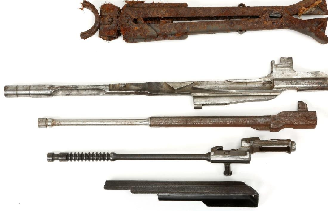 WWII GUN PARTS AND ACCESSORIES - 10