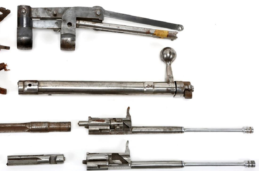 WWII GUN PARTS AND ACCESSORIES - 3