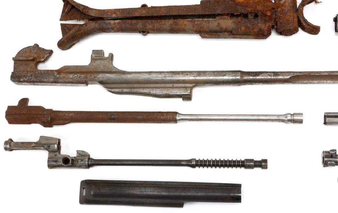 WWII GUN PARTS AND ACCESSORIES - 4