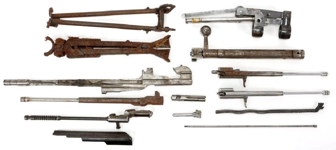 WWII GUN PARTS AND ACCESSORIES - 7