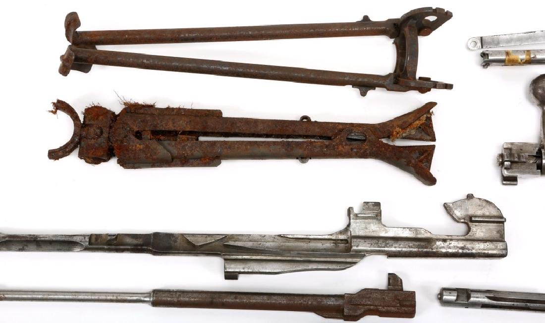 WWII GUN PARTS AND ACCESSORIES - 8