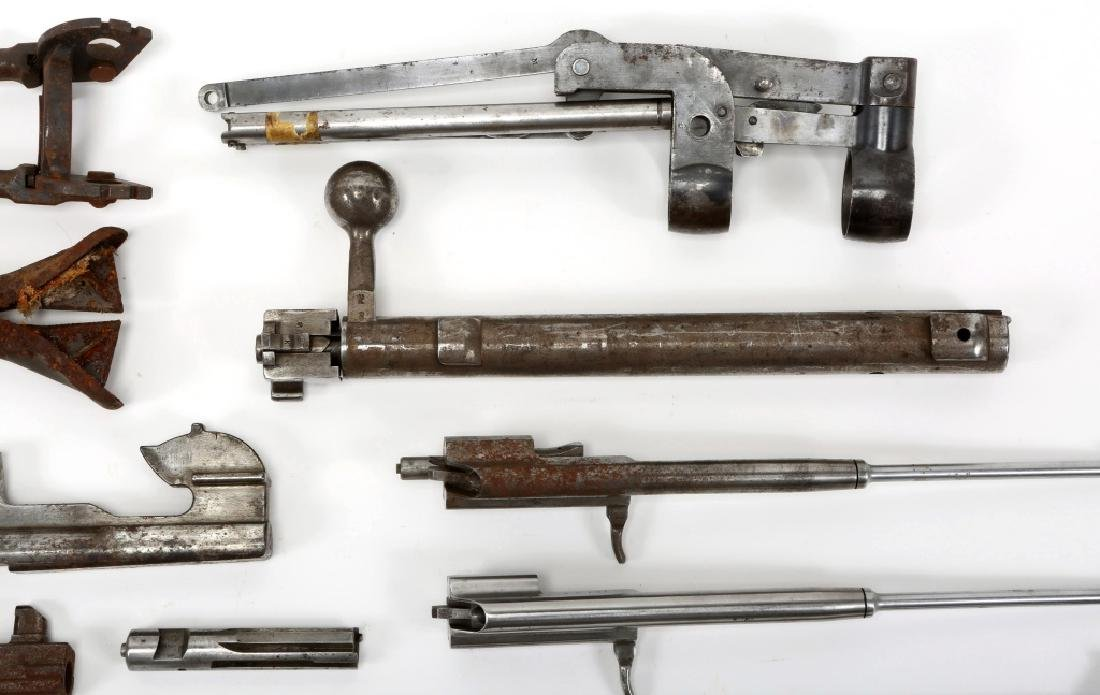 WWII GUN PARTS AND ACCESSORIES - 9