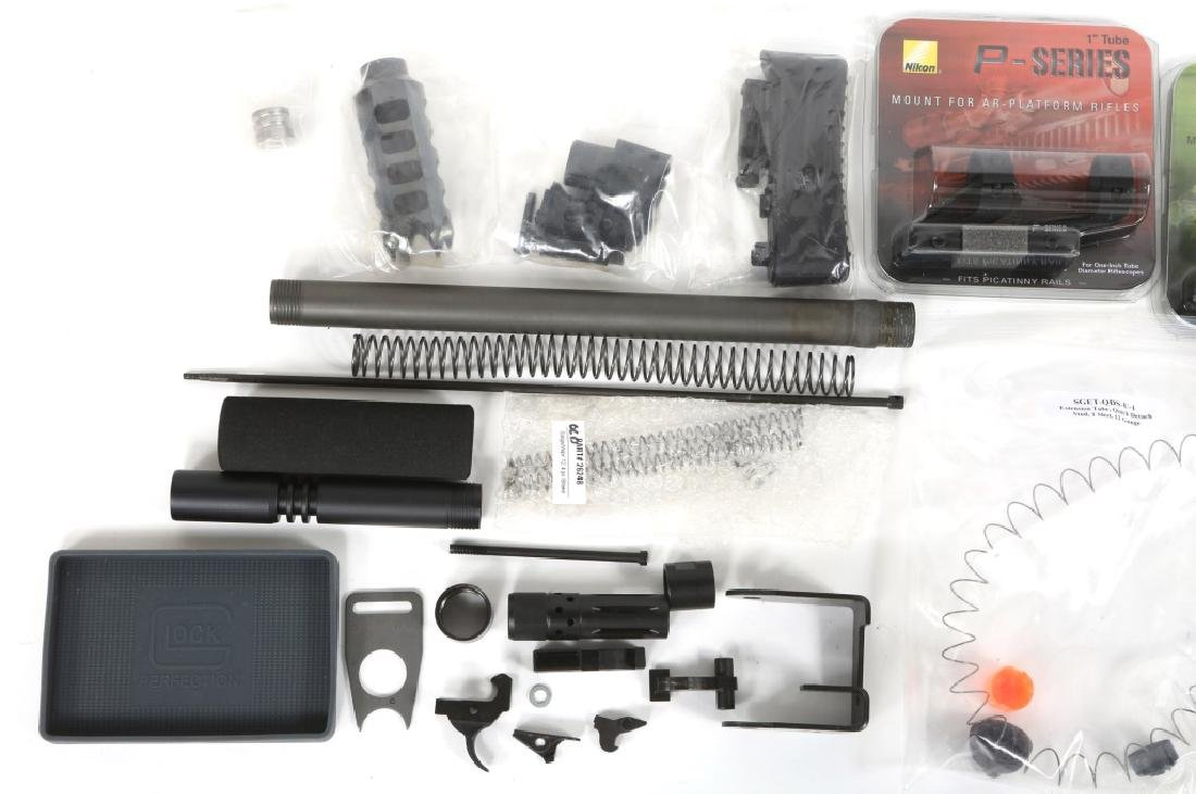MIXED LOT OF FIREARM PARTS & ACCESSORIES - 2