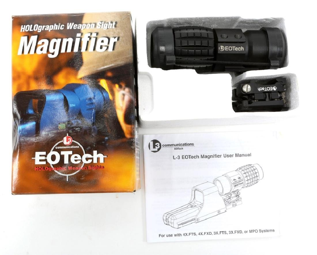 EOTECH HOLOGRAPHIC WEAPON SIGHT MAGNIFIER