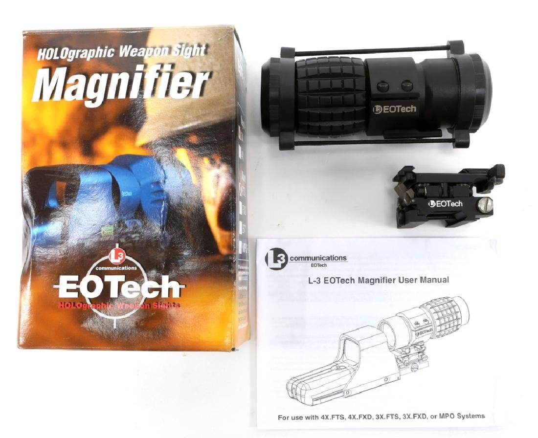 EOTECH HOLOGRAPHIC WEAPON SIGHT MAGNIFIER - 2