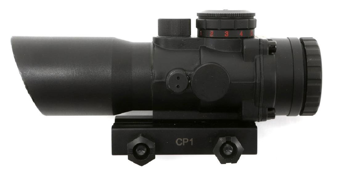 SIG SAUER CP1 VARIABLE MODEL RIFLE SCOPE - 2