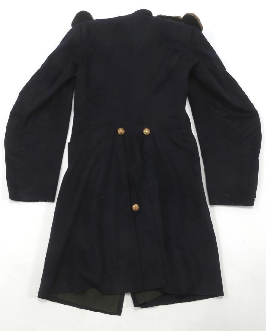 US ARMY EARLY INFANTRY FROCK COAT MODIFIED M1872 - 4