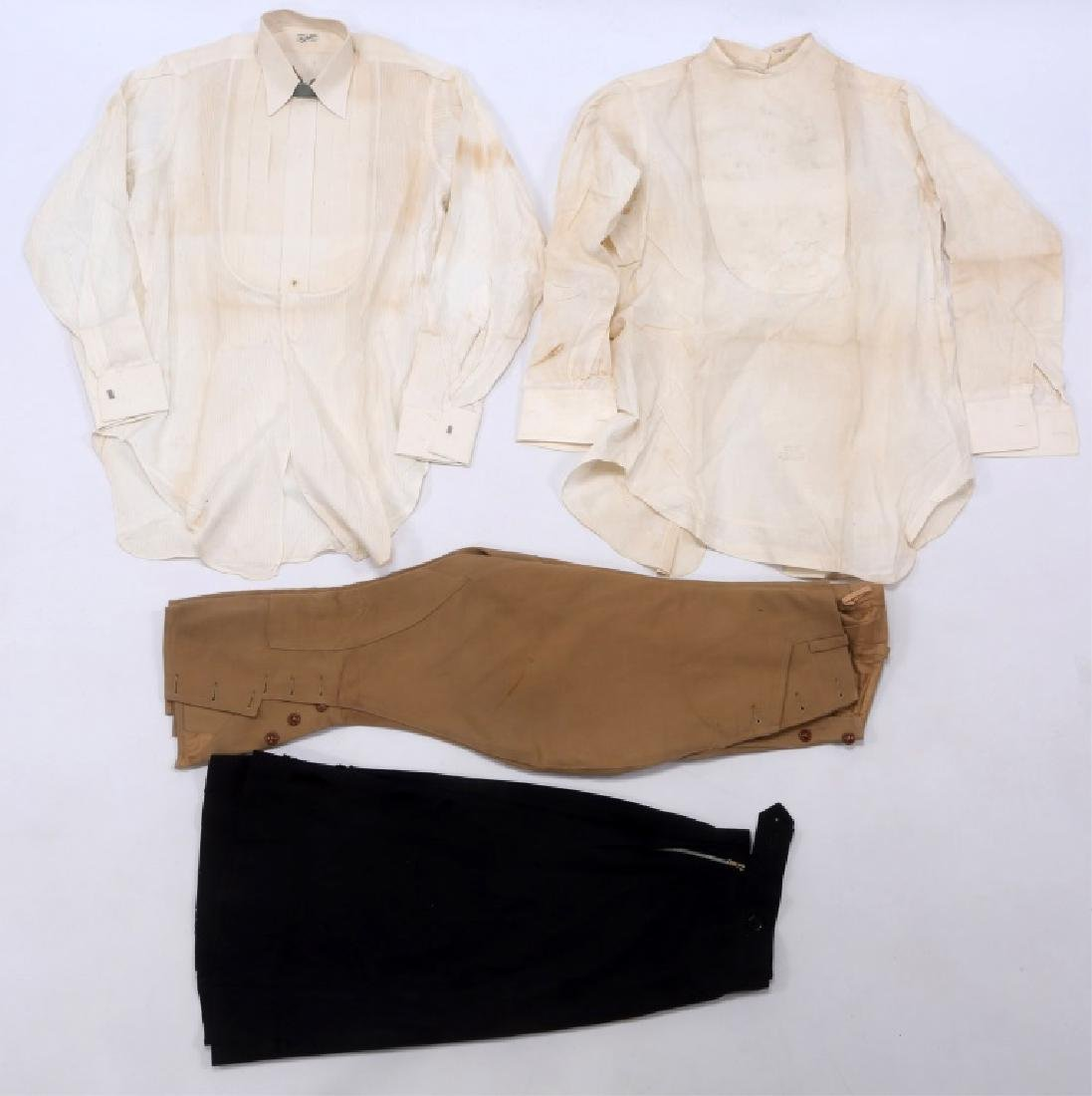 19th CENTURY WORLD MILITARY DRESS UNIFORM LOT - 5