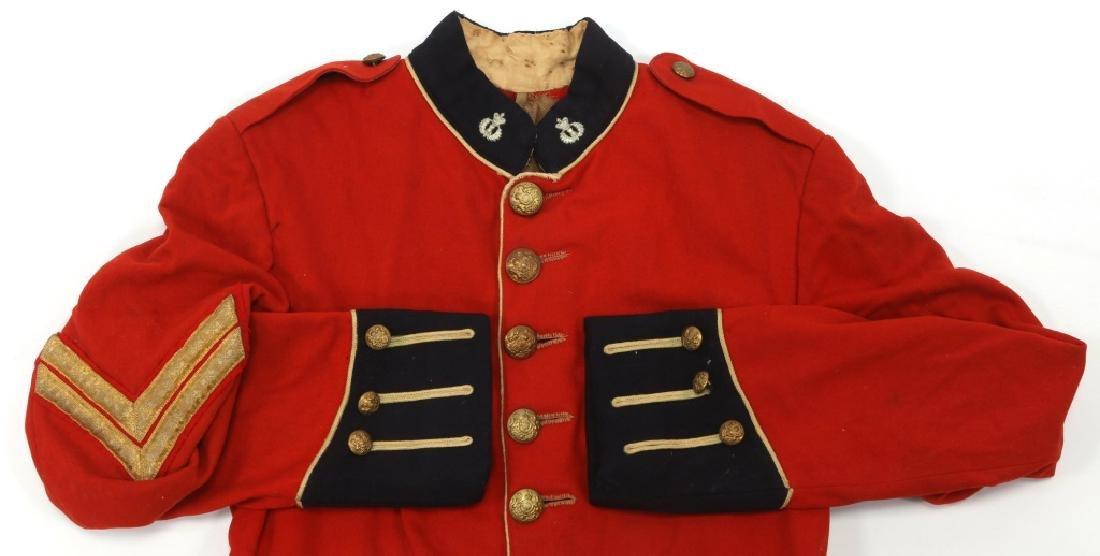 BRITISH ARMY CAMERON HIGHLANDERS DRESS UNIFORM - 3