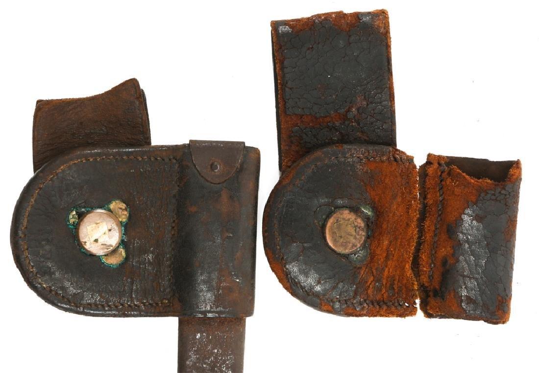 US MODEL 1873 BAYONET LOT OF 2 - 3