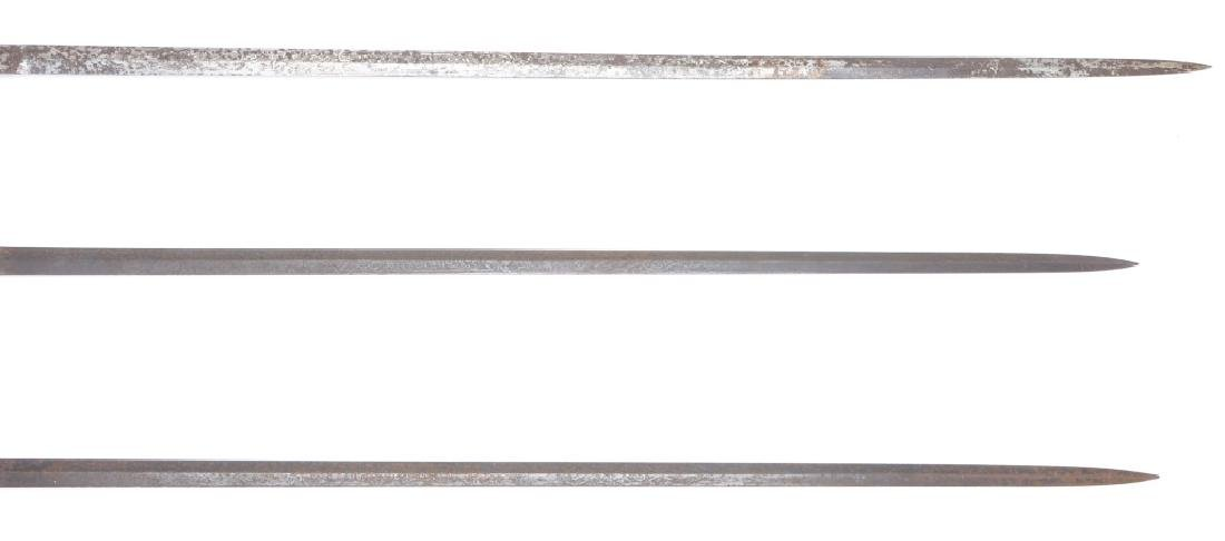 FRATERNAL SWORD LOT OF 5 - 4