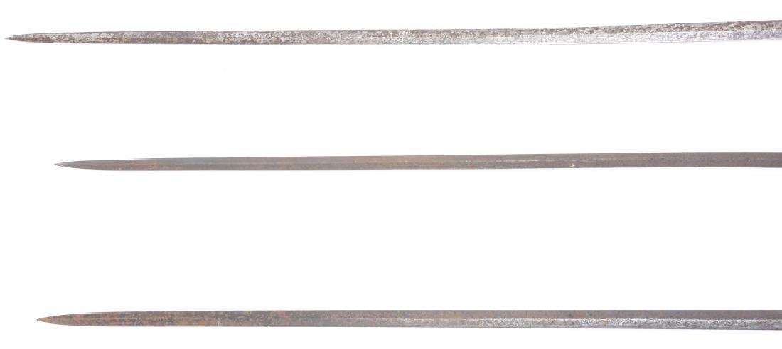 FRATERNAL SWORD LOT OF 5 - 8