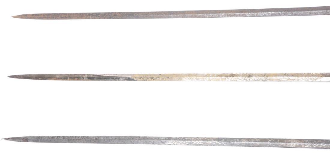 FRATERNAL SWORD LOT OF 5 - 9