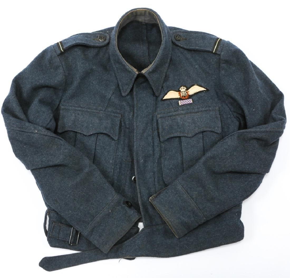 WWII BRITISH RAF PILOT DRESS UNIFORM - 2