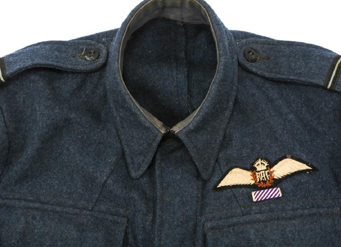 WWII BRITISH RAF PILOT DRESS UNIFORM - 3