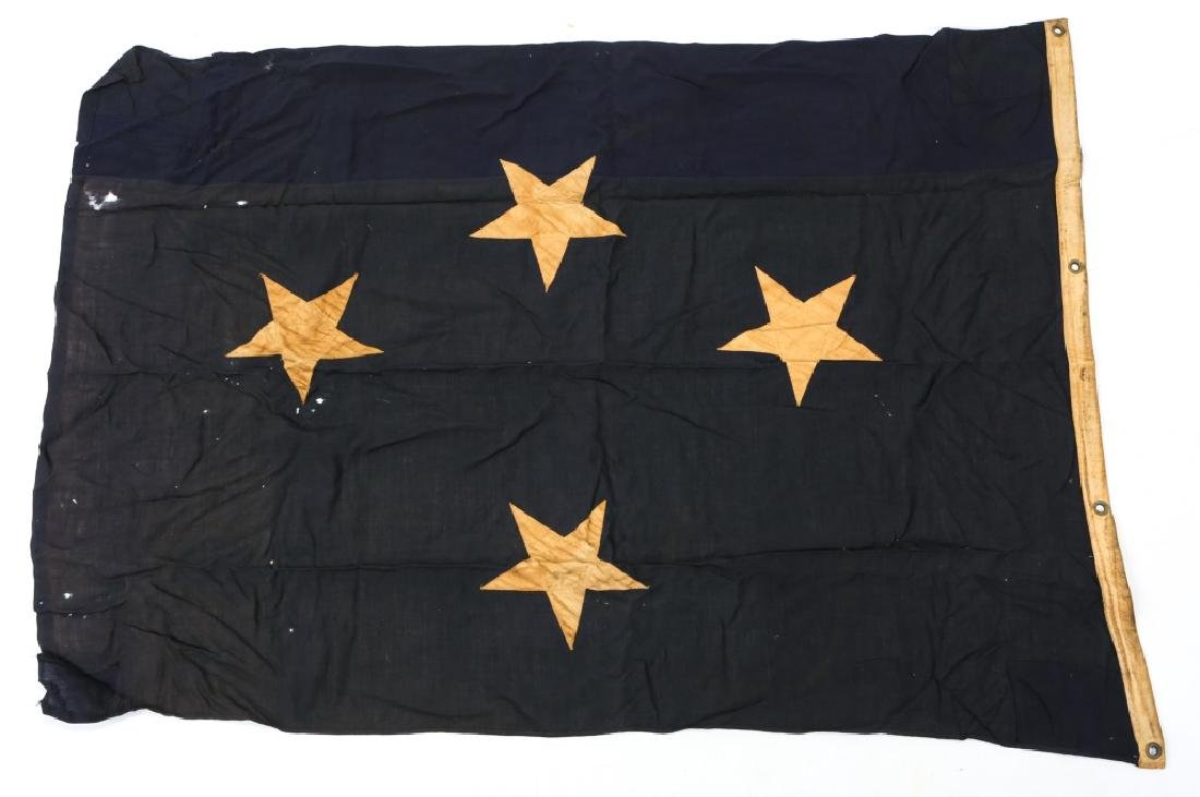 MILITARY FLAG LOT OF 10 - 9