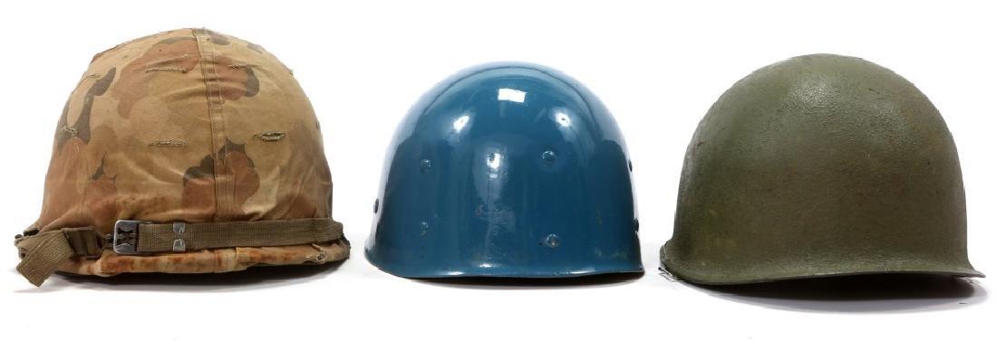 KOREA - VIETNAM WAR US ARMY M1 HELMET LOT - 2