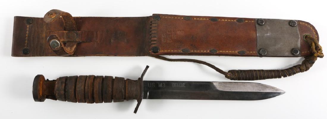 Knives ww2 kinfolks WWII FIGHTING