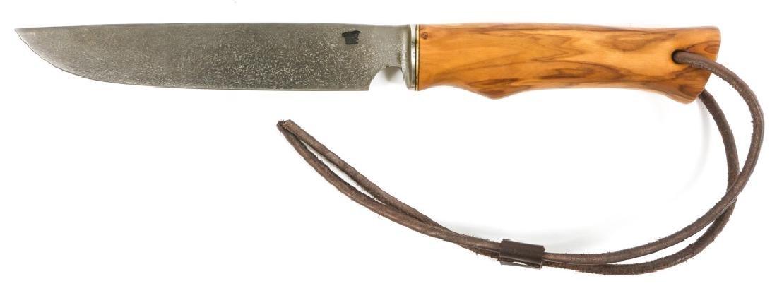 RUSSIAN HUNTING KNIFE BY IVAN KIRPICHEV - 5