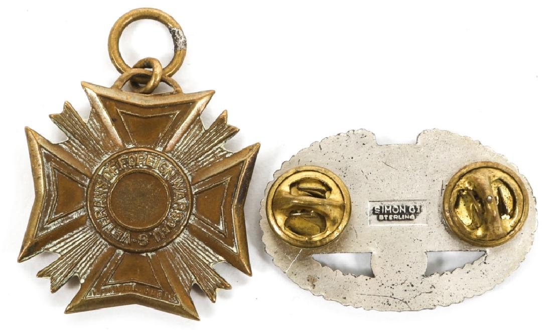 US MILITARY BADGES, PINS, AND MEDALS - 7