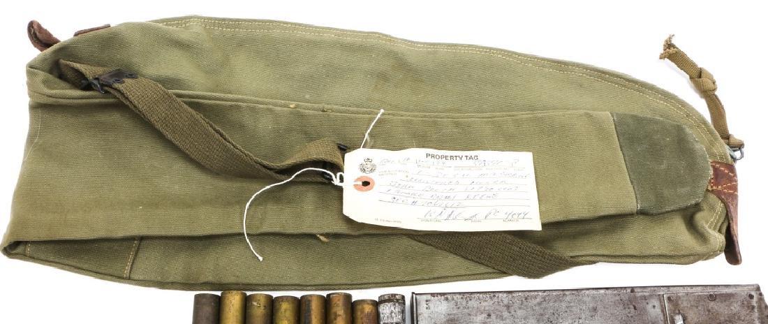 M1 CARBINE & STEN GUN MAG & MIXED GUN ITEM LOT - 2