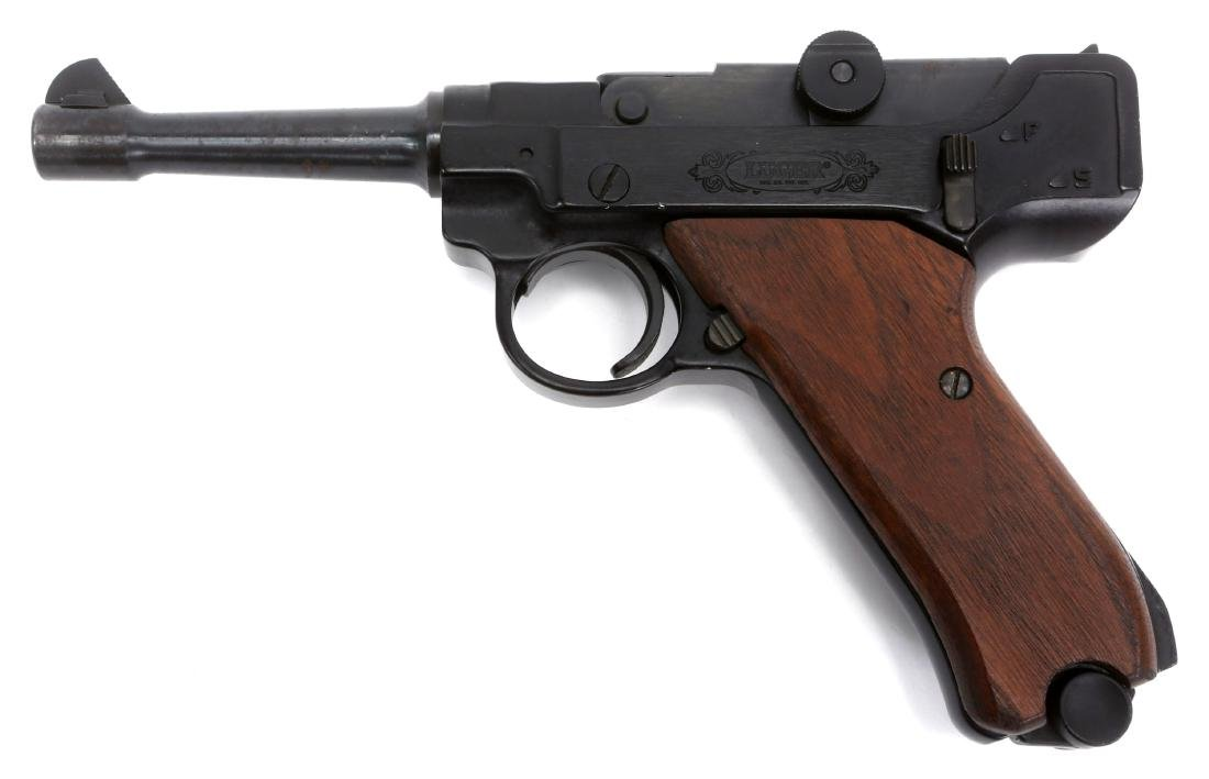 STOEGER ARMS LUGER PISTOL - 3
