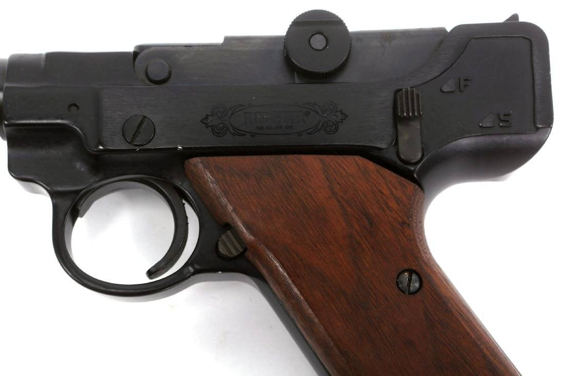 STOEGER ARMS LUGER PISTOL - 4