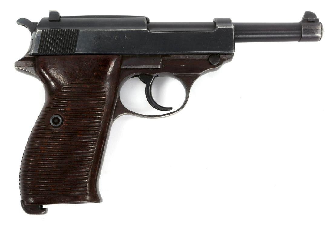 WWII GERMAN WALTHER P38 PISTOL
