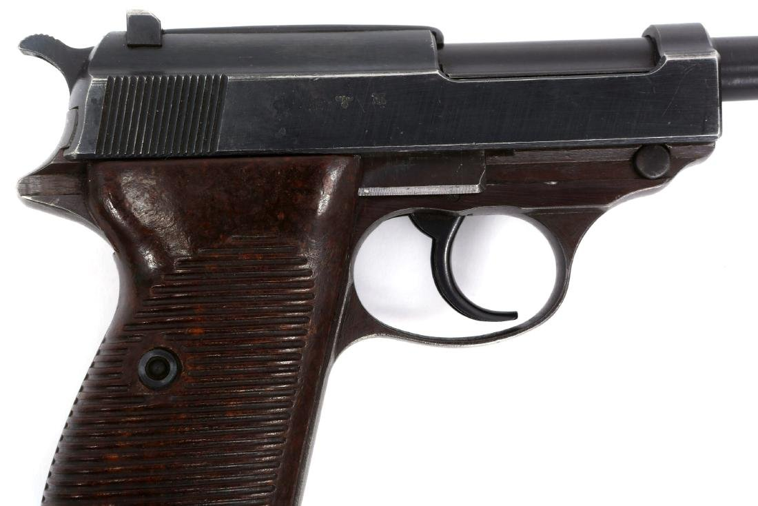WWII GERMAN WALTHER P38 PISTOL - 2